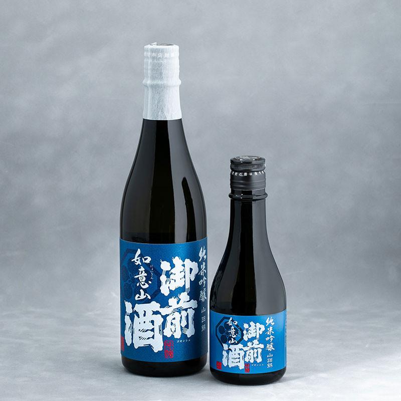 Saké Gozenshu Junmai Ginjo Nyoisan Le Saké