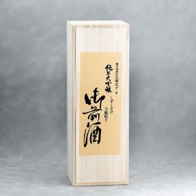 Gozenshu Junmai Daiginjo Tobintori Sizuku sake Sake
