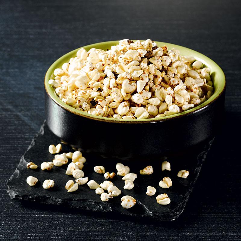 Puffed buckwheat Dattan Soba Pon Buckwheat & Soba