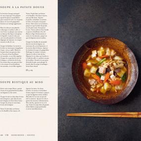 Japon - Le livre de cuisine Librairie