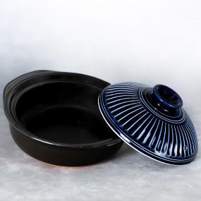 Plat à Nabe céramique Kikka