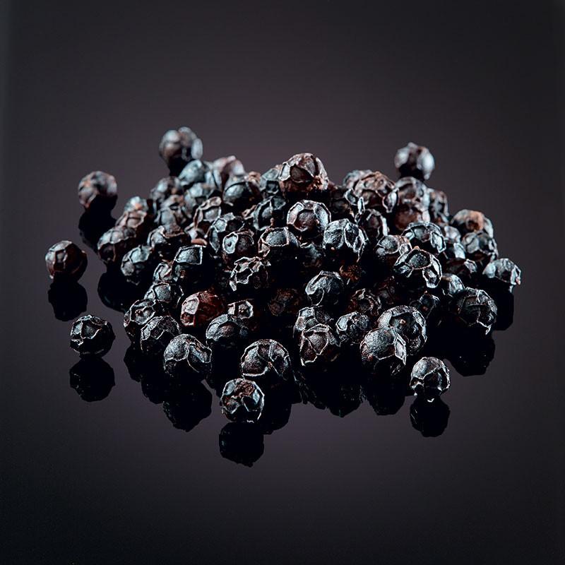 Black Kampot PGI peppercorns