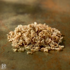 Roasted buckwheat flakes