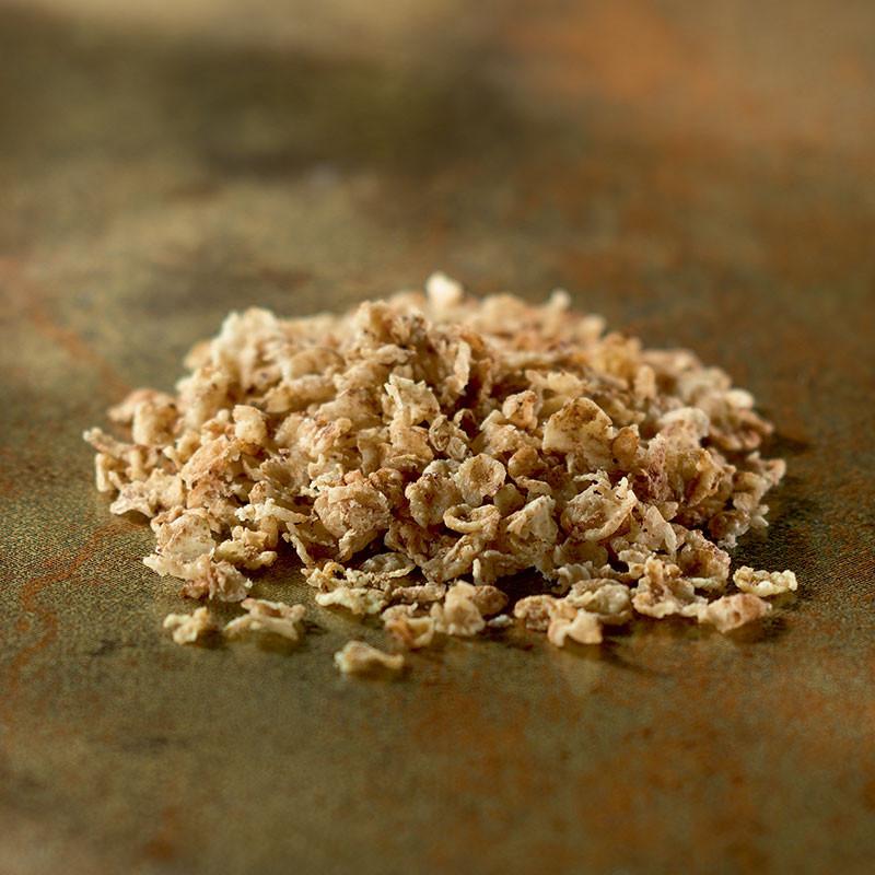 Flocons de sarrasin torréfié