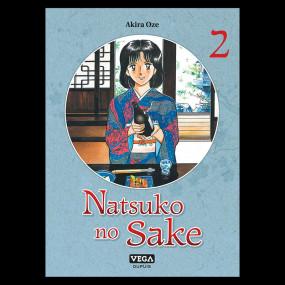 Livre Natsuko No sake Tome 2 - Akira Oze Bookstore