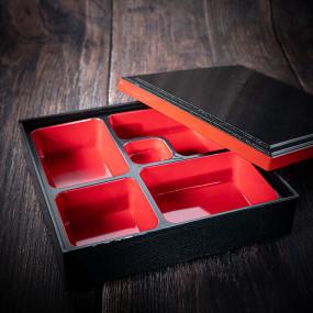 Shokado Bento square box Bento box