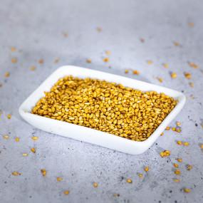 Yuzu flavored roasted sesame seeds