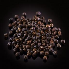 Black peppercorns from Madagascar