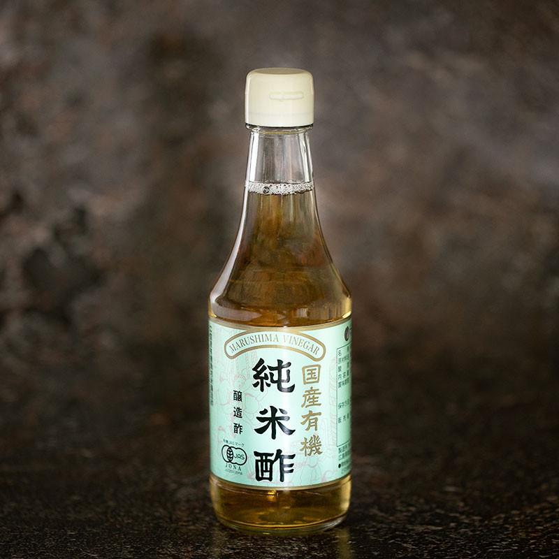 Organic rice vinegar* Vinegar