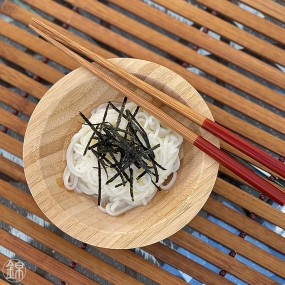 Zao White snow Hiyamugi noodles Noodles