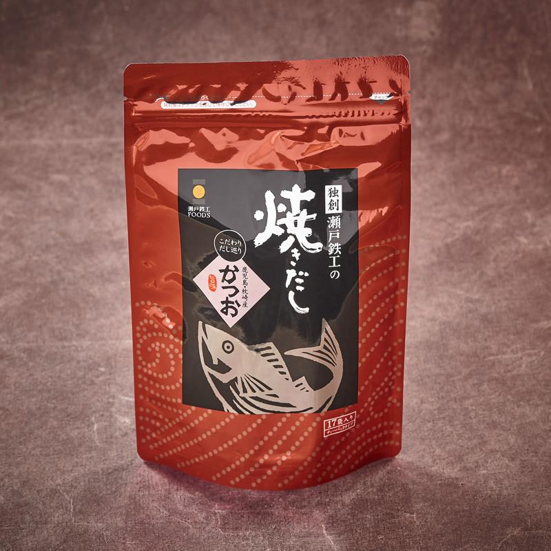 Bouillon Yakidashi katsuo Supérieur à la bonite séchée Dashi