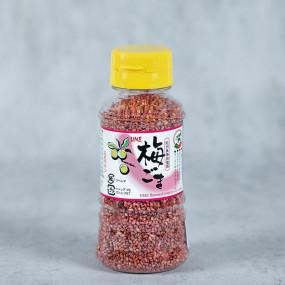 Graines de sésame torréfiées aromatisées à la prune Ume