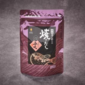 Bouillon yakidashi supérieur au fugu, 17 sachets à infuser