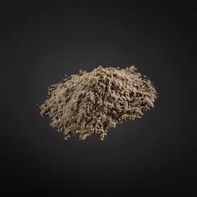 White Persian lime powder