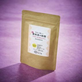 "Bouillon dashi à l'algue Kombu et à la prune Ume ou ""Ume Kobucha"" en poudre"