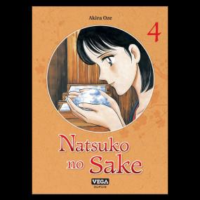 Natsuko No sake Tome 4 - Akira Oze Bookstore