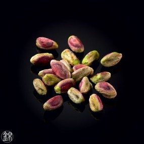Shelled pistachios from Aegina
