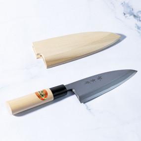 Couteau deba Kasumitogi 135mm, pour poissons et volailles, lame 135 mm - droitier Couteaux Japonais