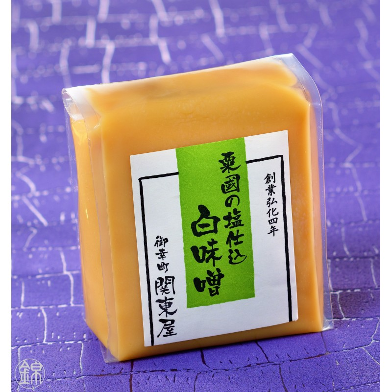 Miso blanc au sel d'Aguni - Okinawa