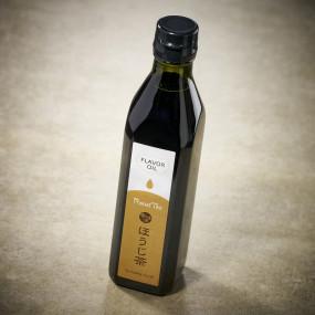 Huile de colza et olive au thé torréfié hôjicha - Date courte Dates courtes