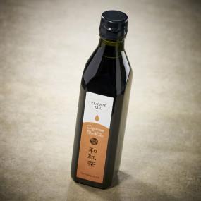Huile de colza et olive au thé noir - Date courte Dates courtes