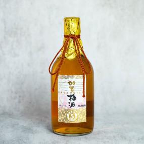 Manzairaku Kaga Umeshu, 5 ans d'âge Umeshu - Shôchû et vin