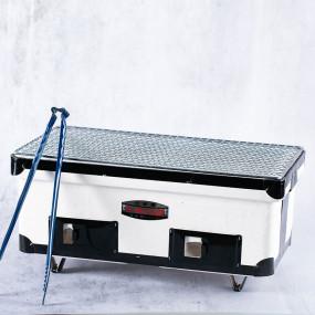 Konro wide barbecue B-3 Japanese barbecue