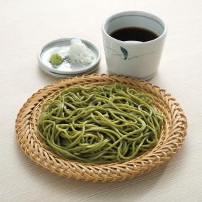 Matcha tea Udon