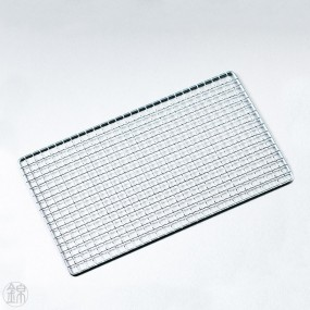 Iron grill for Konro Wide B-3 barbecue  Japanese barbecue