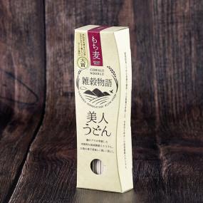Sticky Oatmeal Udon - Bijin Udon Mochimugi  Noodles