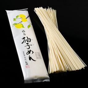 Yuzu men with Yuzu somen Noodles