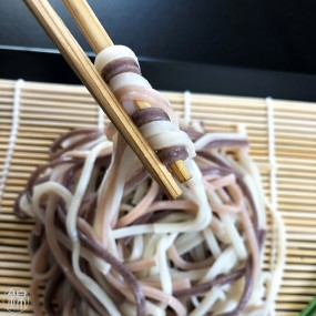 Udon with 5 cereals  Noodles