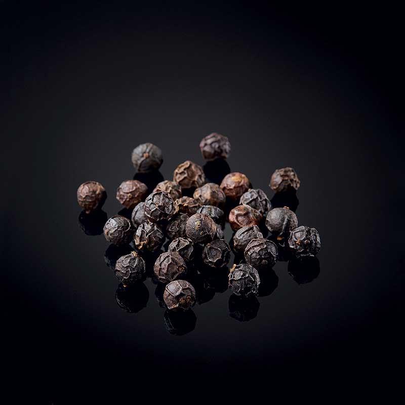 Smoked black pepper