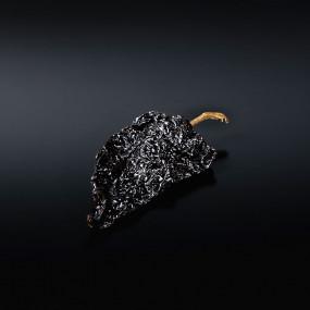 Dried Mulato negro chili pepper