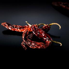Dried Morita chili pepper