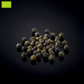 Poivre vert-noir du plateau des Bolovens Bio*