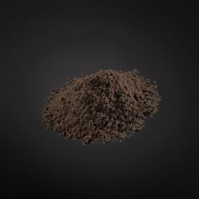 Black persian lime powder