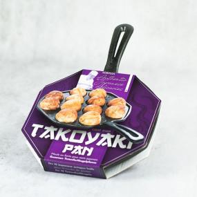 Poêle spéciale Takoyaki Poêles à omelette japonaise et plaques de cuisson spéciales
