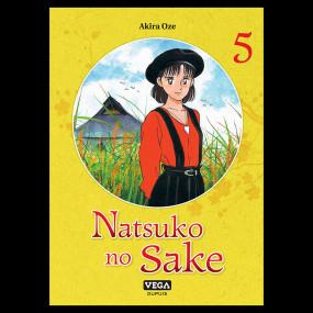 Natsuko No sake Tome 5 - Akira Oze Bookstore