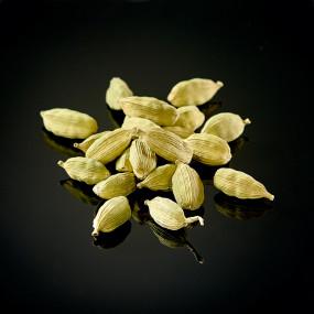 Jumbo green cardamom from Guatemala