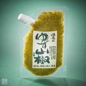 Yuzu Sancho condiment