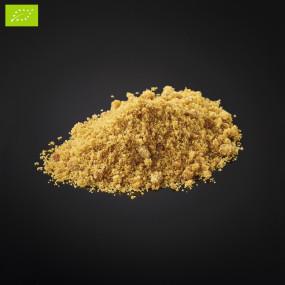 Sucre noir brut de canne en poudre Bio