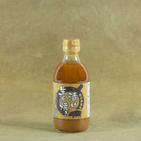 Sauce grillades porc shouga yaki  Sauces japonaises