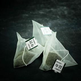 Umami Dashi of Ne kombu root in tea bags