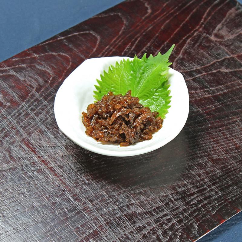 Candied Wakame sliced root Tsukudani