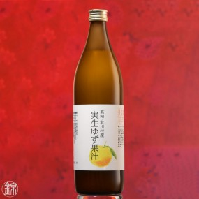 Mishoyuzu wild Yuzu juice