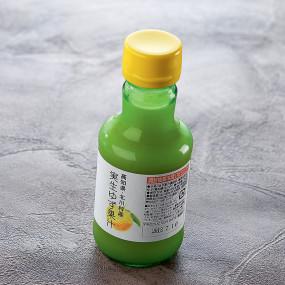 Mishoyuzu wild Yuzu juice Japanese fruits