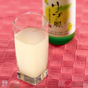 Sirop de yuzu de Kôchi