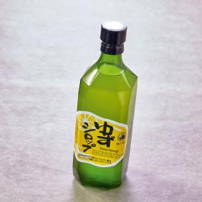 Miyazaki Yuzu syrup