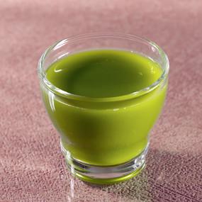Thé Matcha au Yuzu Le thé
